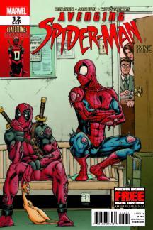 Avenging Spider-Man (2011) #12