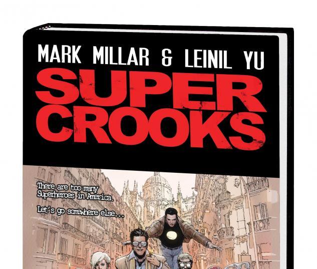 SUPERCROOKS PREMIERE HC