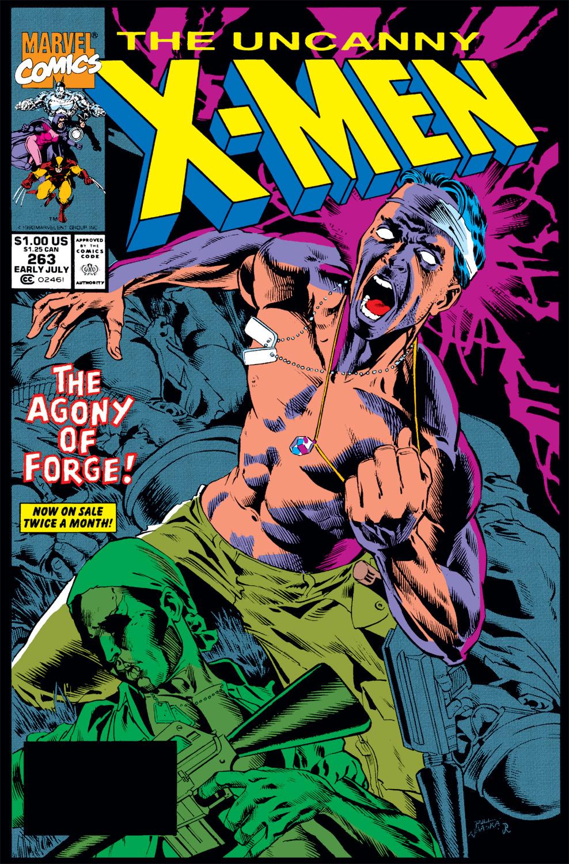 Uncanny X-Men (1963) #263