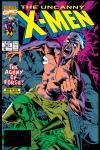 Uncanny X-Men (1963) #263 Cover