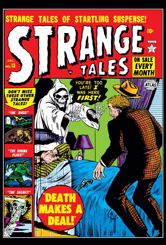 Strange Tales (1951) #13