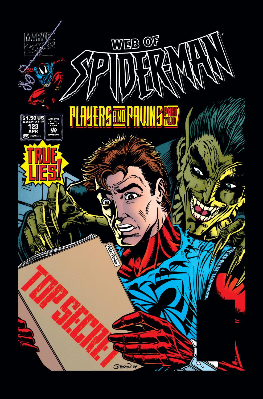 Web of Spider-Man (1985) #123