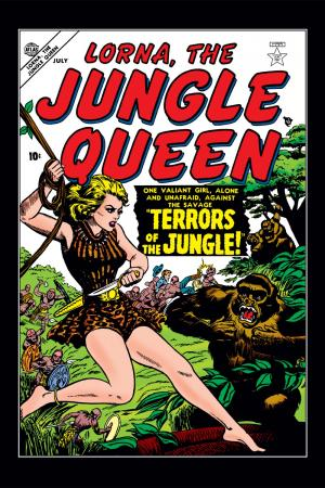 Lorna the Jungle Queen (1953) #1