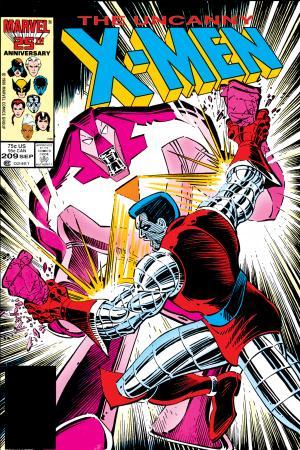Uncanny X-Men (1963) #209