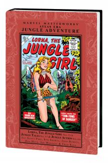 Marvel Masterworks: Atlas Era Jungle Adventure (Hardcover)