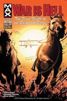 War Is Hell: The First Flight of the Phantom Eagle #4