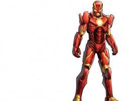 Guarding the Galaxy: Iron Man