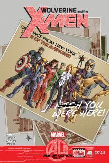 Wolverine & the X-Men (2011) #27