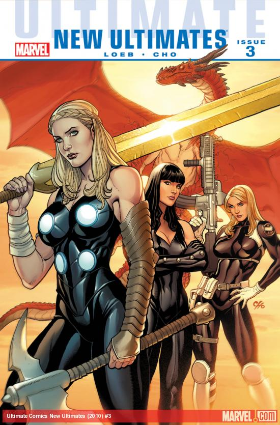Ultimate Comics New Ultimates (2010) #3
