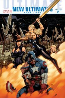 Ultimate Comics New Ultimates (2010) #2