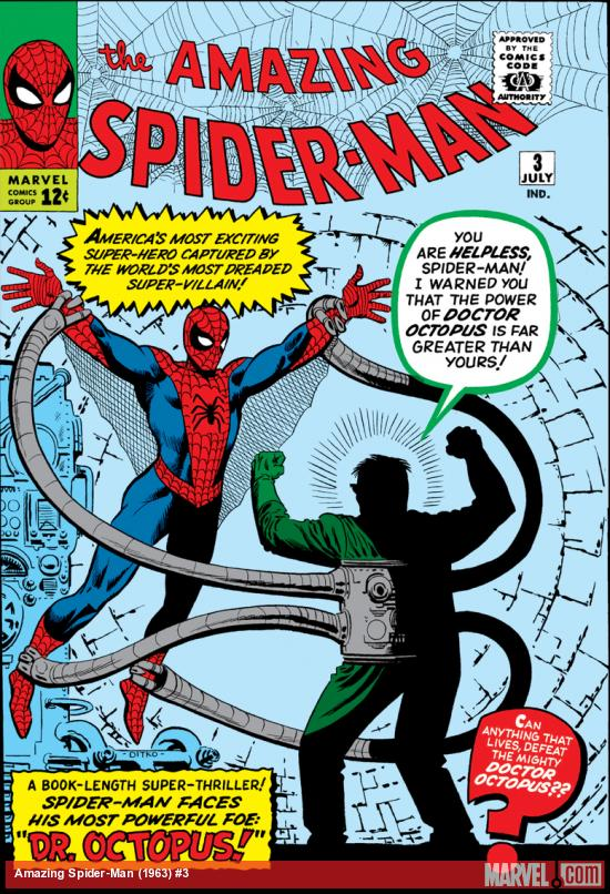 The Amazing Spider-Man (1963) #3