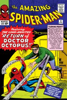 The Amazing Spider-Man (1963) #11