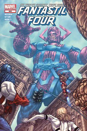 Fantastic Four (1998) #602