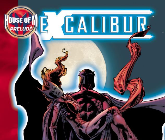 House of M: Excalibur - Prelude (2005) TPB