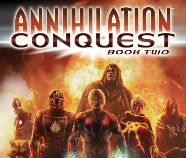 Annihilation: Conquest Book 2 (2008) HC