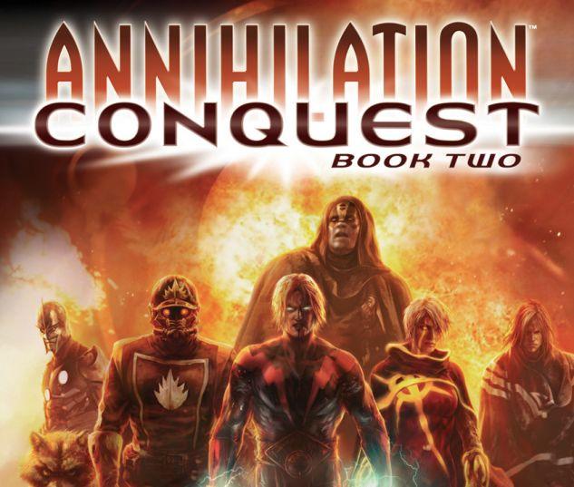 Annihilation: Conquest Book 2 (2008) HC