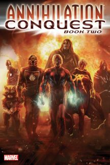 ANNIHILATION: CONQUEST BOOK 2 HC (Hardcover)