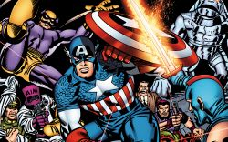 Follow the History of Captain America Pt. 6