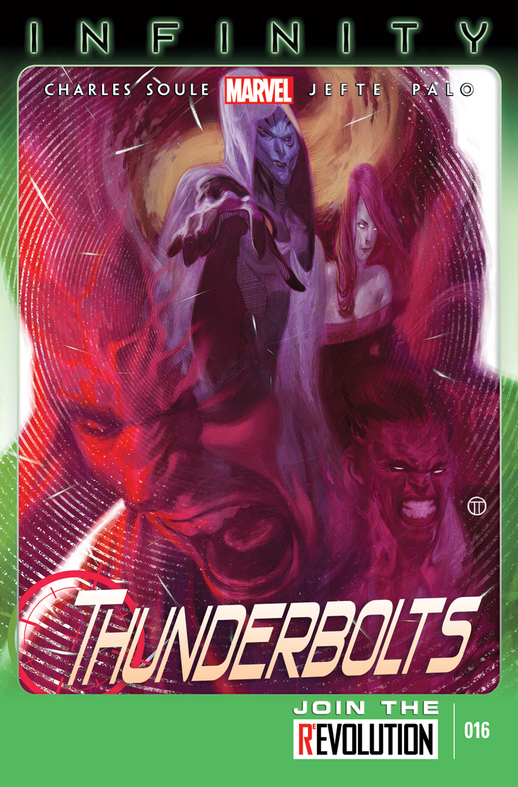 Thunderbolts (2012) #16