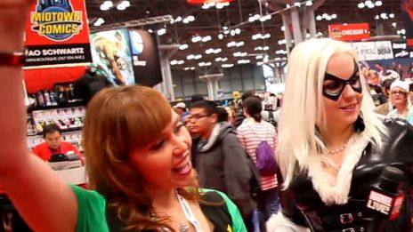 NYCC 2013 Marvel Live Trailer