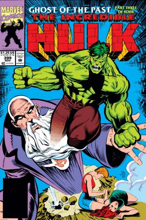 Incredible Hulk (1962) #399
