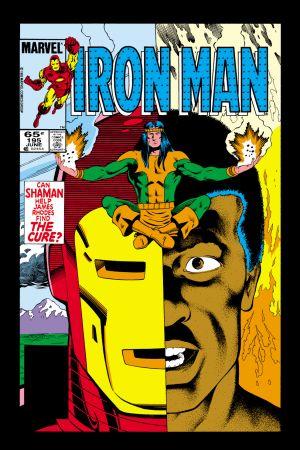 Iron Man #195