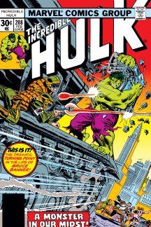 Incredible Hulk (1962) #208