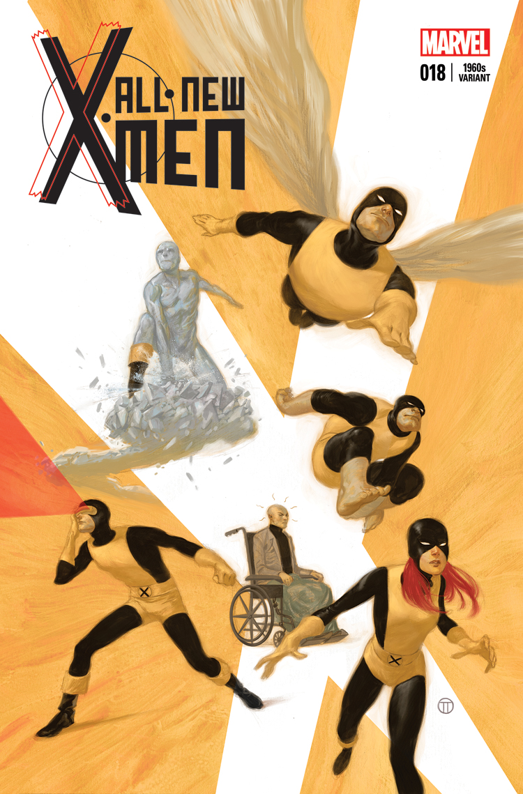 All-New X-Men (2012) #18 (Tedesco 60s Variant)