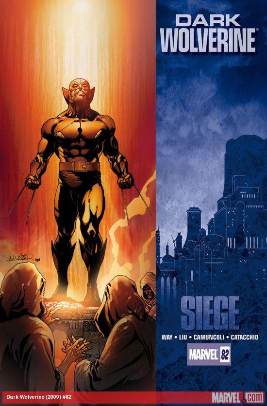 Dark Wolverine (2009) #82