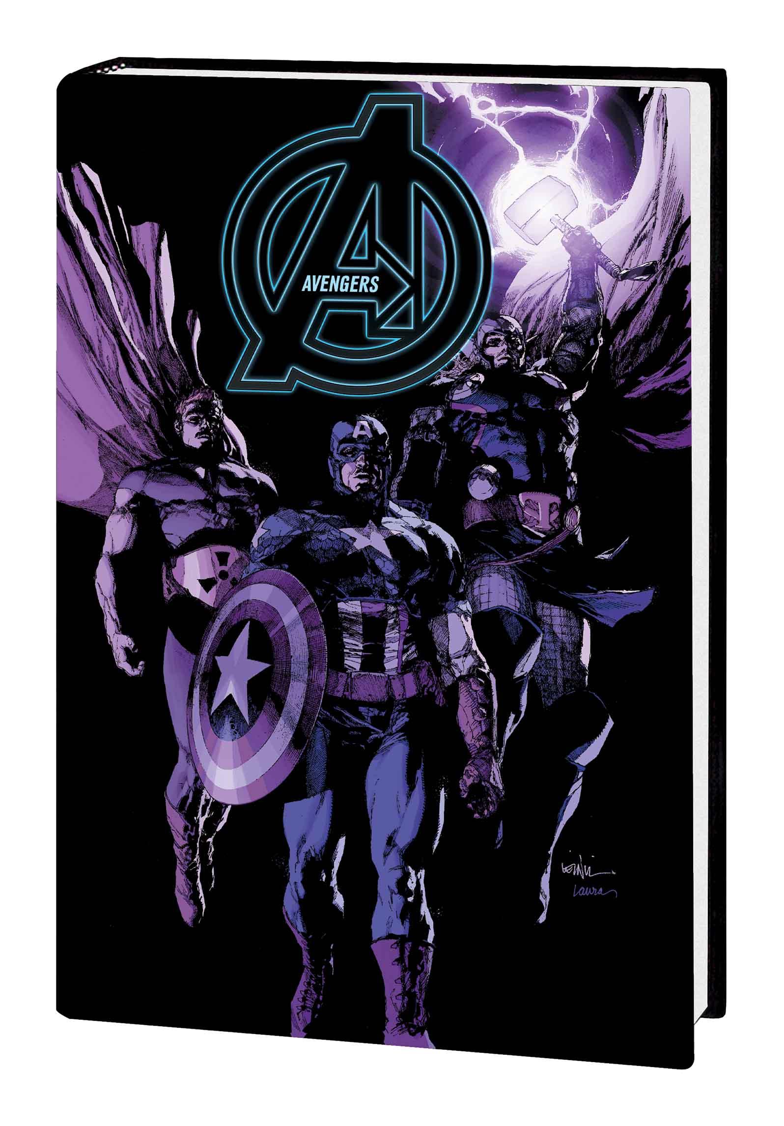 Avengers Vol. 4: Infinity (Hardcover)