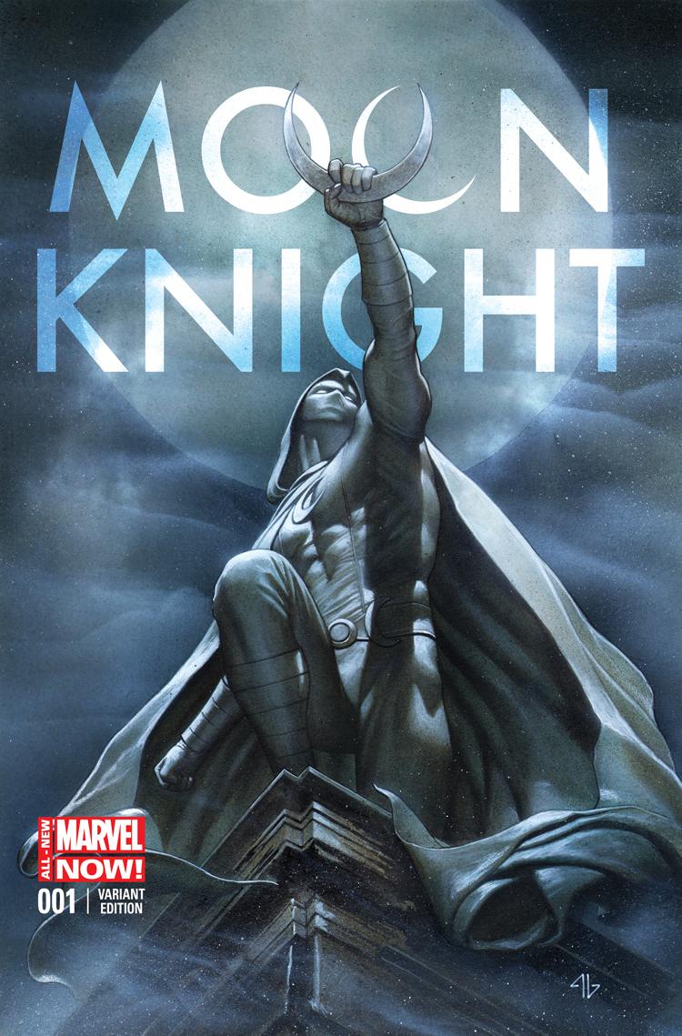 Moon Knight (2014) #1 (Granov Variant)