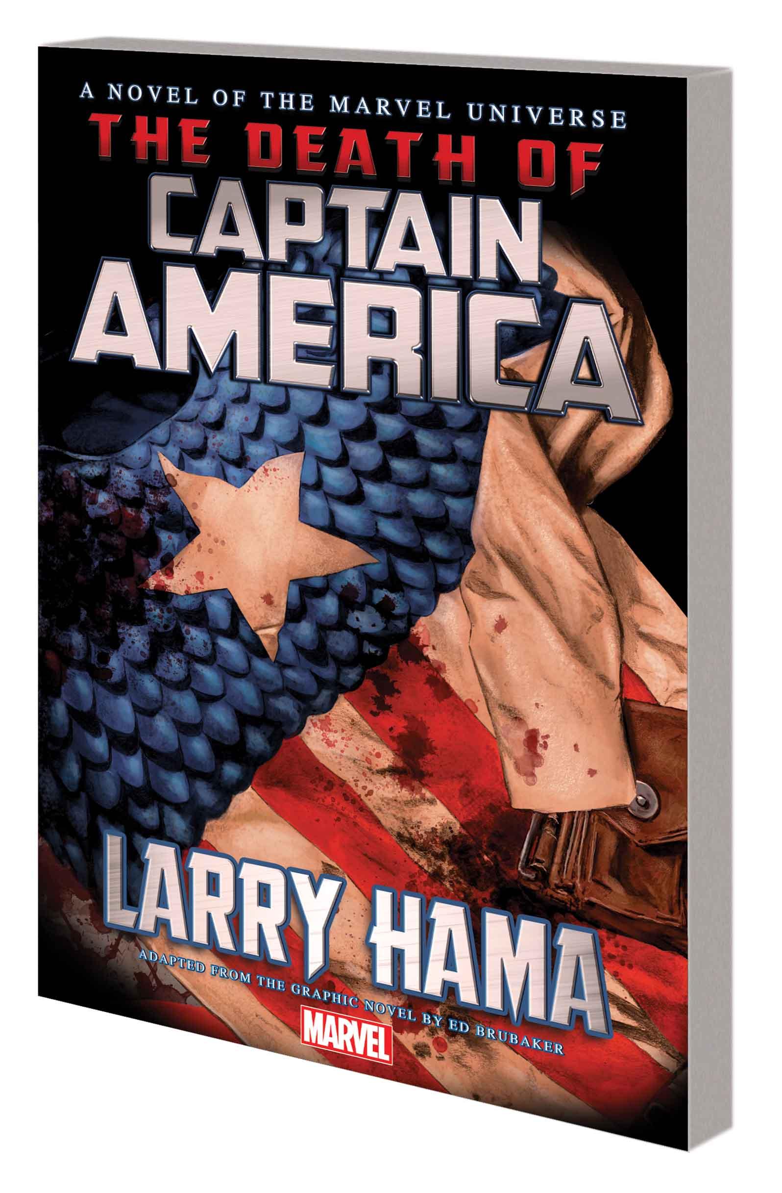 Captain America: The Death of Captain America Prose Novel (Hardcover)