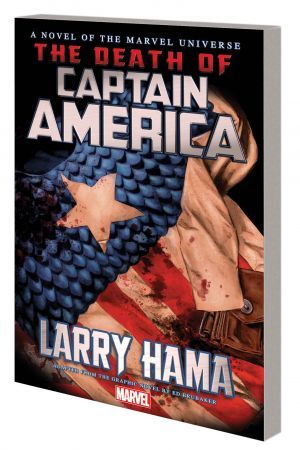 Captain America: The Death of Captain America Prose Novel (Hardcover)