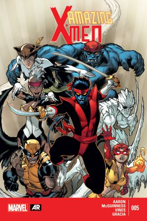 Amazing X-Men (2013) #5