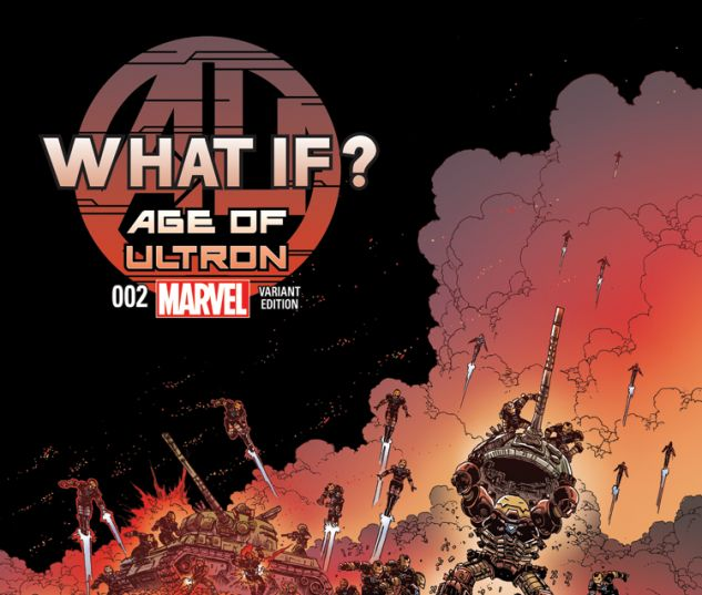 WHAT IF? AGE OF ULTRON 2 STOKOE VARIANT (WITH DIGITAL CODE)