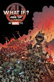 What If? Age of Ultron (2014) #2 (Stokoe Variant)