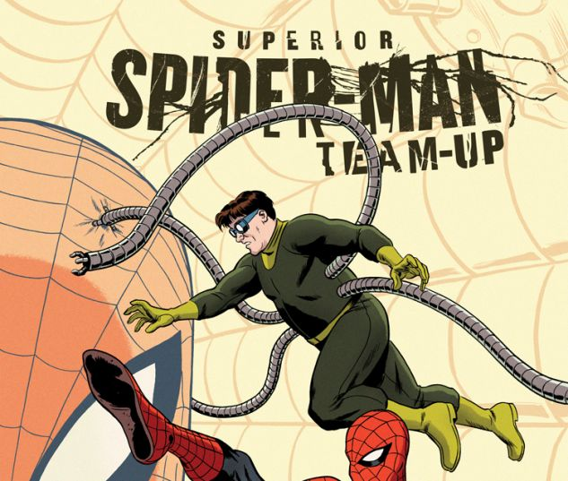 SUPERIOR SPIDER-MAN TEAM-UP 12 (WITH DIGITAL CODE)