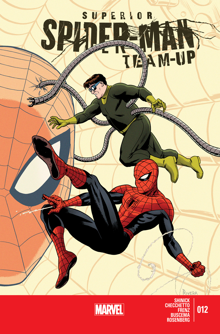 Superior Spider-Man Team-Up (2013) #12