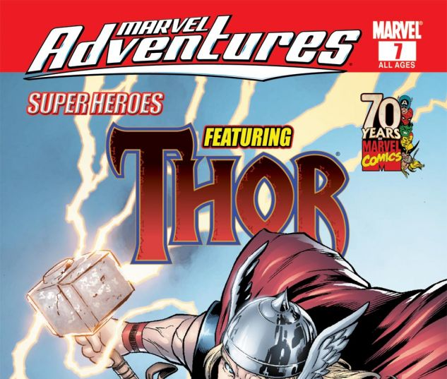 Marvel Adventures Super Heroes #7