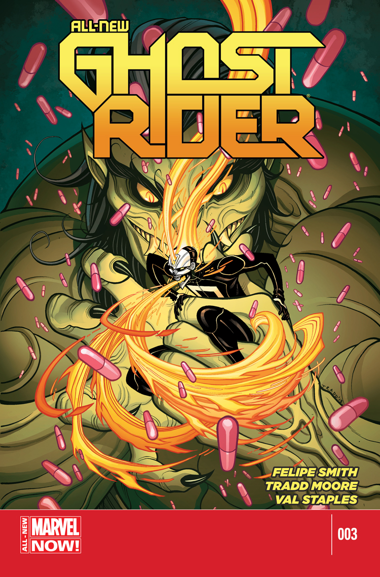All-New Ghost Rider (2014) #3