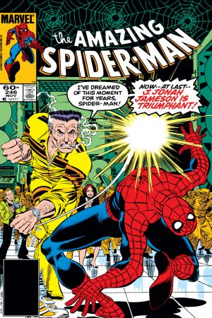 The Amazing Spider-Man (1963) #246