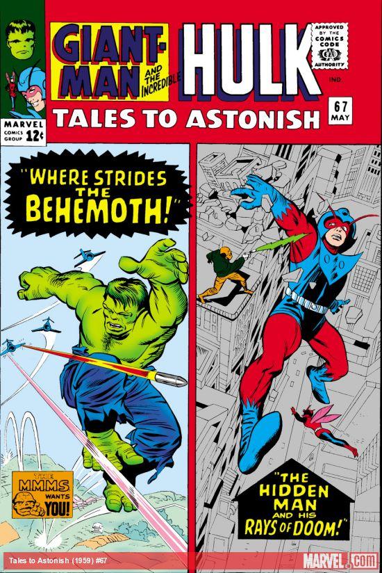Tales to Astonish (1959) #67