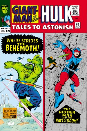 Tales to Astonish #67
