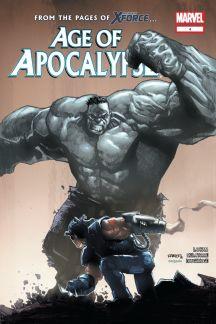 Age of Apocalypse (2011) #4