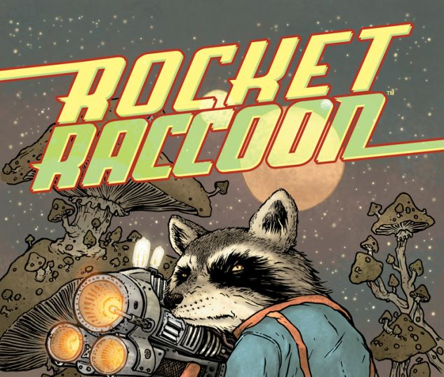 Rocket Raccoon (2014) #1 (Petersen Raccoon Variant) | Comics