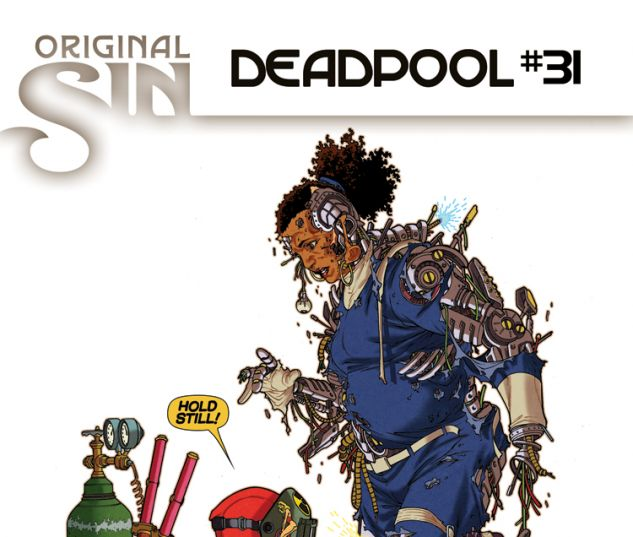 DEADPOOL 31 (SIN, WITH DIGITAL CODE)