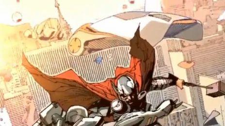 Marvel AR: Avengers #33 Cover Recap