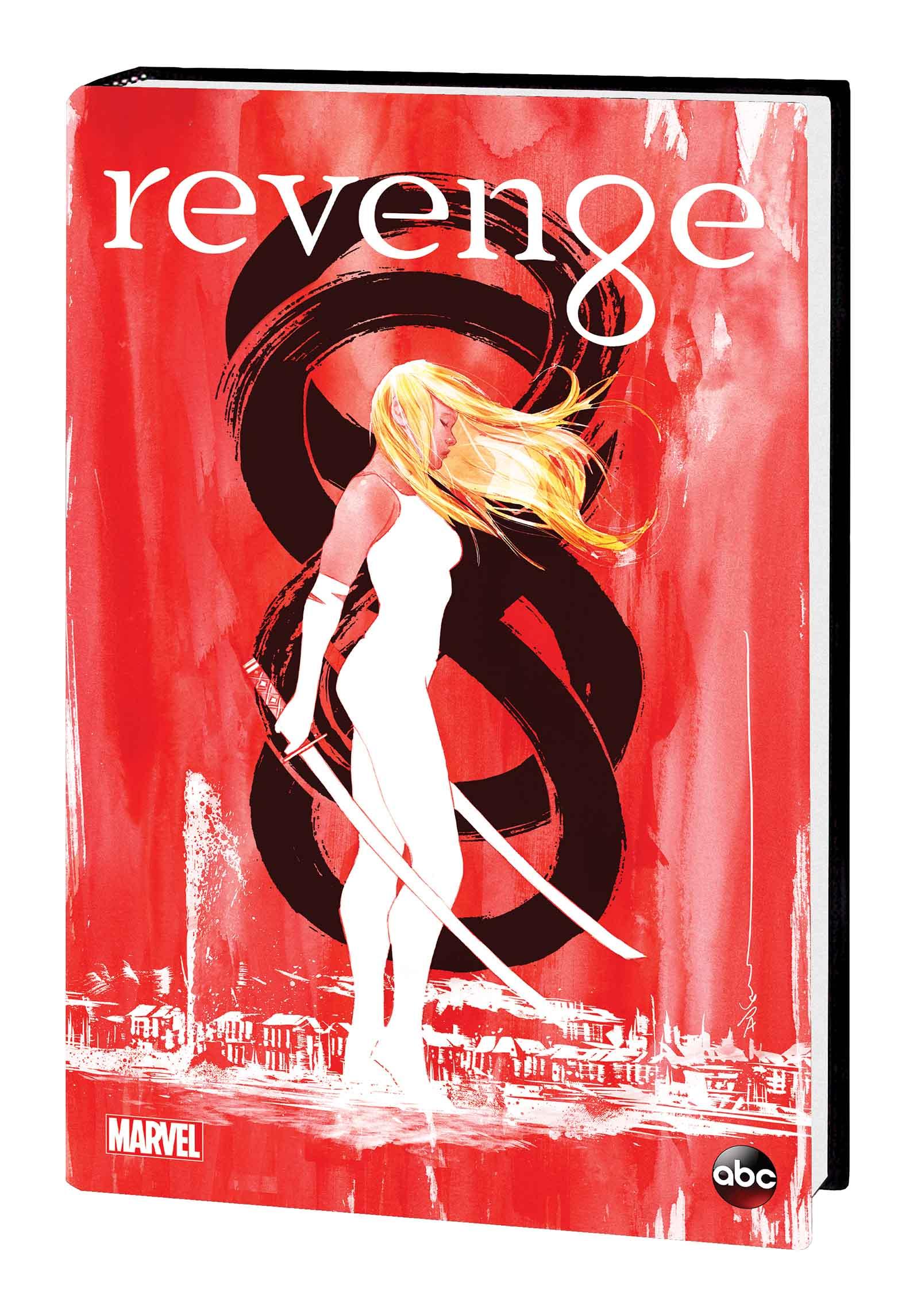 Revenge: The Secret Origin of Emily Thorne (Hardcover)