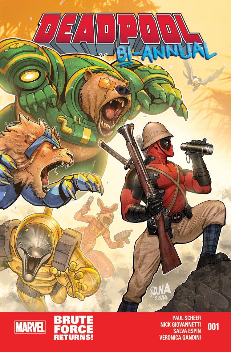 Deadpool Bi-Annual (2014) #1