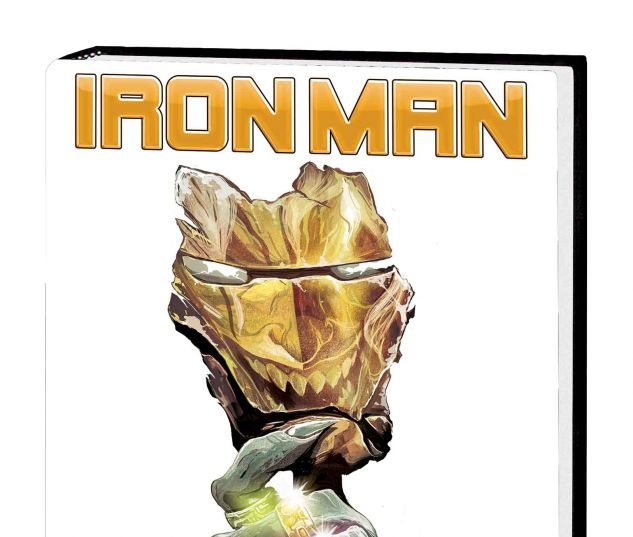 IRON MAN VOL. 5: RINGS OF THE MANDARIN PREMIERE HC (MARVEL NOW, WITH DIGITAL CODE)